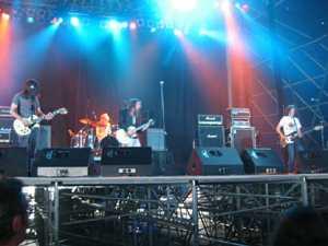 Bilbao Action Rock: Zorrozaurre 4 y 5 de julio del 2003