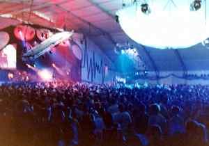 Fib 2003: Se consolida como uno de los grandes festivales europeos.
