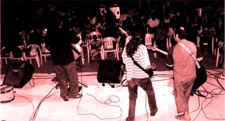 Atascaburras: Deseando tocar y tocar
