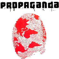 Propaganda: Las letras son nuestra forma de pensar