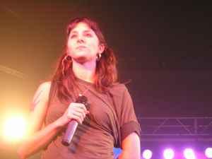 Mala Rodriguez: Concierto En Madrid El 26 De Abril De 2004. Sala Aqualung
