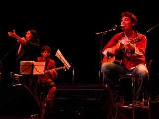 Paolo LatrÓnica: Concierto En Santander. 11/Junio/2004