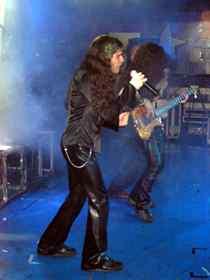 Saratoga: Concierto En Valencia. Sala República (Valencia). 17/03/2004