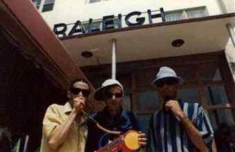 Beastie Boys: El trío maravillas