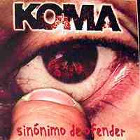 Koma: Sinónimo De Ofender
