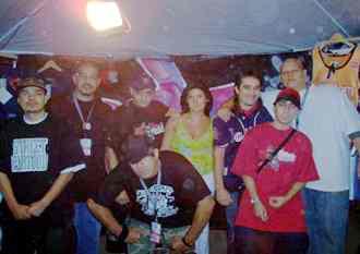 Bzn Mc´s: Pioneros del Hip Hop – El grupo