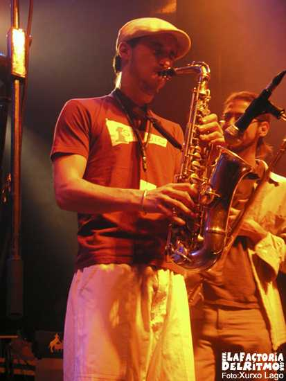 Rico Rodríguez – Sala Apolo (BCN). 4 de Diciembre del año 2004.