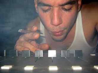 Dj Mafioso: Mezclas desde la bodega