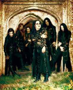 Cradle Of Filth: Black Gothic Romantic Metal