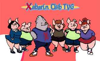 XabarÍn Club: En Vez De A Bisbal Preferíamos A Xabarín