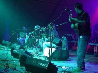 Festival Magosta Folk 2004: 1 a 4 de julio en Castañeda (Cantabria)