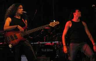 Festival Metalfox: Lucena del Cid (Castellón). 2004/07/31