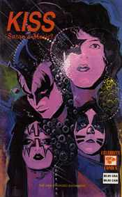 Kiss: La factoría del beso, ¿de héroes del cómic a leyendas del rock?