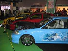 Madrid Tuning Show & Festival: 12 y 13 de marzo 2005. Organizado por Motor Show Festival