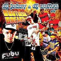 Dj Jekey & Dj Zefive: #1 – Brothers Breaks
