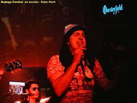 Bodega Canival: Gran concierto en la sala karma