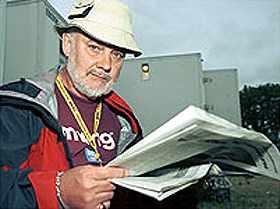 John Peel: Muere uno de los locutores musicales más importantes de la historia