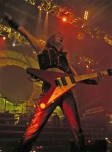 Barón Rojo, Judas Priest: Concierto en el coliseum. a coruña. 14/04/05