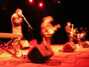 Mastretta: 31 de marzo. teatro caja cantabria (Santander)