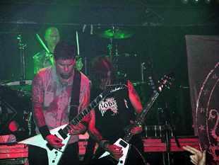 Machine Head: Sala Hard-Club. Vila Nova de Gaia – Portugal. 18/10/2004
