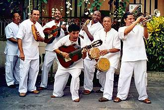 Septeto Santiaguero: El sabor de la tradición cubana