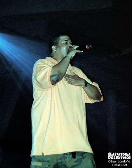 De La Soul: Actuación en el SONAR 2005