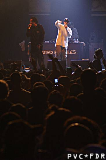 Hipnotik Festival: Cultura Hip Hop – 14 y 15 de Octubre 2005