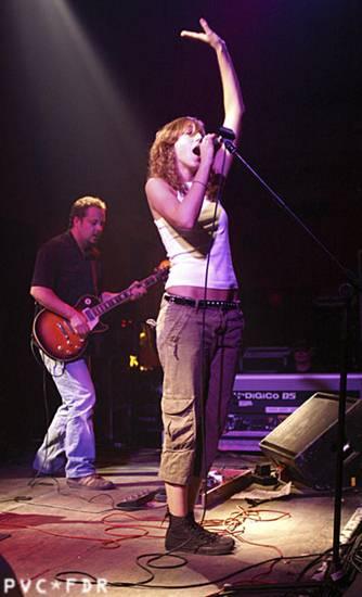 Poet in Process, Stereophonics: Concierto en Barcelona – 10/10/2005