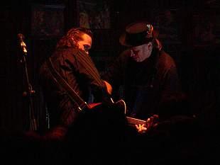 Elliot Murphy: Concierto en Santander, Sala Rockambole, 21/10/200