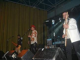 Festival MUCANBU: Jornada II – 10/12/2005