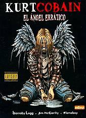 Barnaby Legg, Jim McCarthy y Flameboy: Kurt Cobain – El Ángel Errático