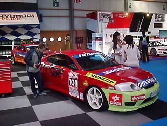 III Motor Show Festival: 27, 28 y 29 de Enero, Zaragoza 2006 (Reportaje)