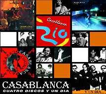 Casablanca: Cuatro discos y un día