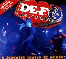 Def Con Dos: 6 dementes contra el mundo