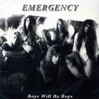 Emergency: Boys will be boys