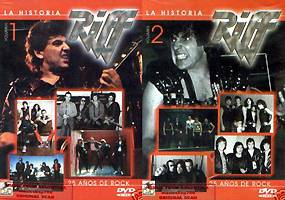 Riff de Pappo: La Historia Vol. 1 y 2. 25 años de Rock.