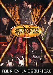 Sphinx: Tour en la oscuridad