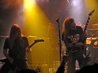 Childen of Bodom y otros grupos: Concierto en Hard Club – Gaia (Oporto)