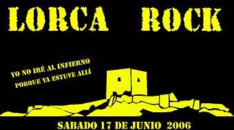 Festival Lorca Rock 2006: Una gran cita del heavy internacional en España