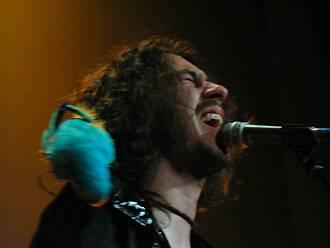 Poncho K: Concierto en Bilbao. Sala Bilbo Rock. 25/02/2006.