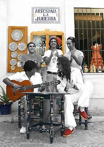 Pata Negra: Nuevos conciertos