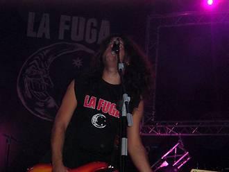 La Fuga: Concierto en Leganés – 7/10/2006
