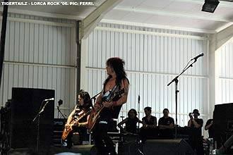 Festival Lorca Rock 2006: 17 de Julio. Lorca (Murcia)