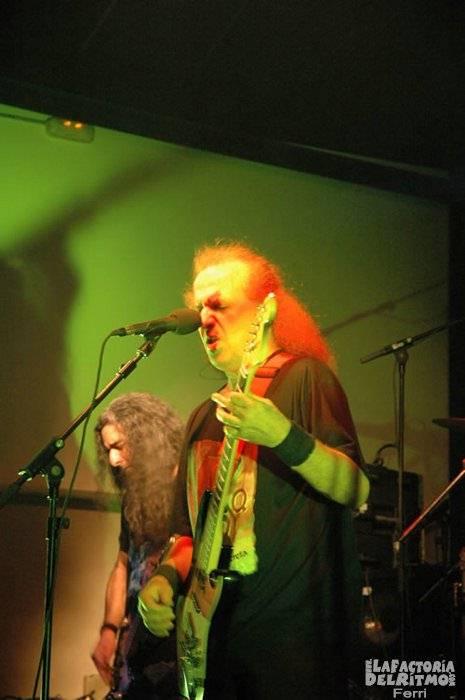 Barón Rojo: Concierto en Málaga – 23/02/2008