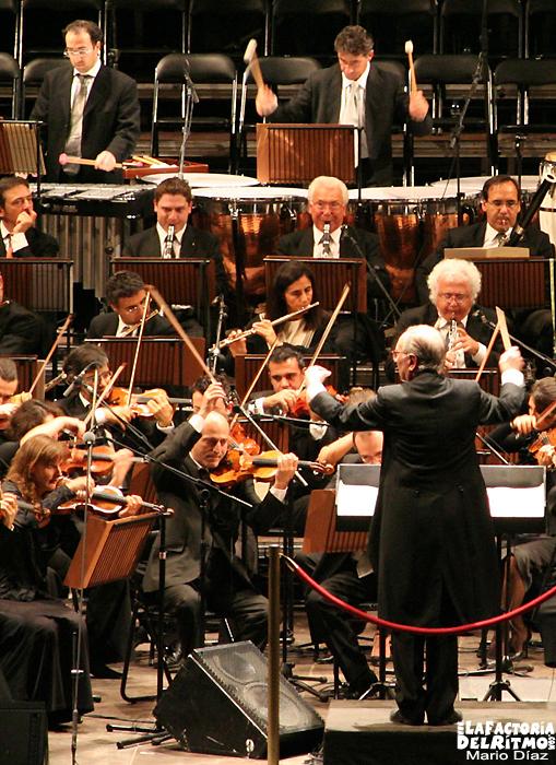 Ennio Morricone: Concierto en Santander – 10/11/2006