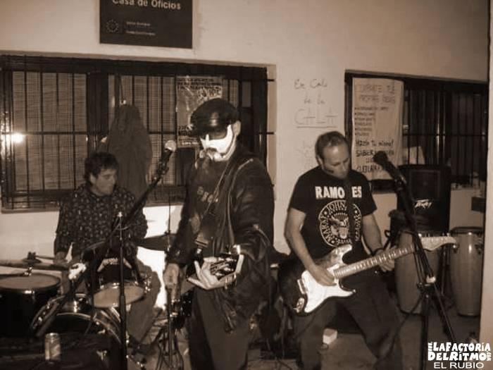 Los Castro Zombies & The Mutant Phlegm: Concierto en Málaga – 17/02/2008