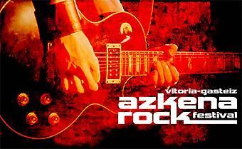 Azkena Rock Festival 07: Previo – 31 de agosto y 1 de septiembre, Vitoria-G