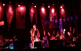 Björk: Concierto  en Bilbao – 13/07/2007