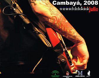 Antequera Blues Festival 2008: Previo – 11 a 26 de julio, Antequera