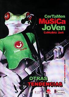 Certamen de Música Joven: Finalistas 2007 y DVDs del 2006